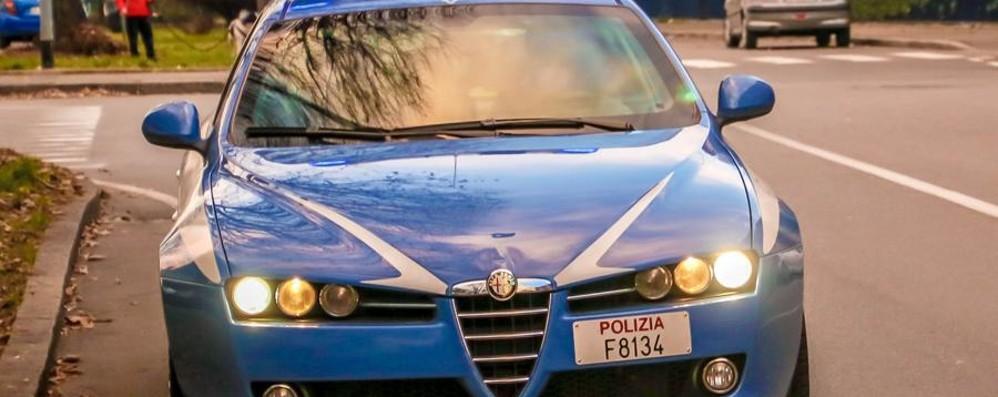 In auto con la famiglia e 3 chili di hashish Arrestato residente in Bergamasca
