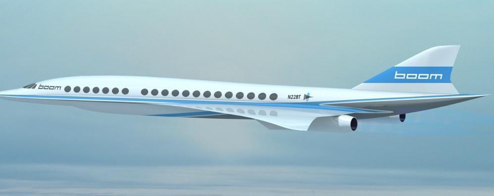 Raggiungere New York in   180 minuti? «Boom», rivoluzione del trasporto aereo