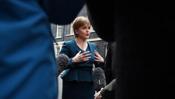 Scozia, via a iter per referendum bis