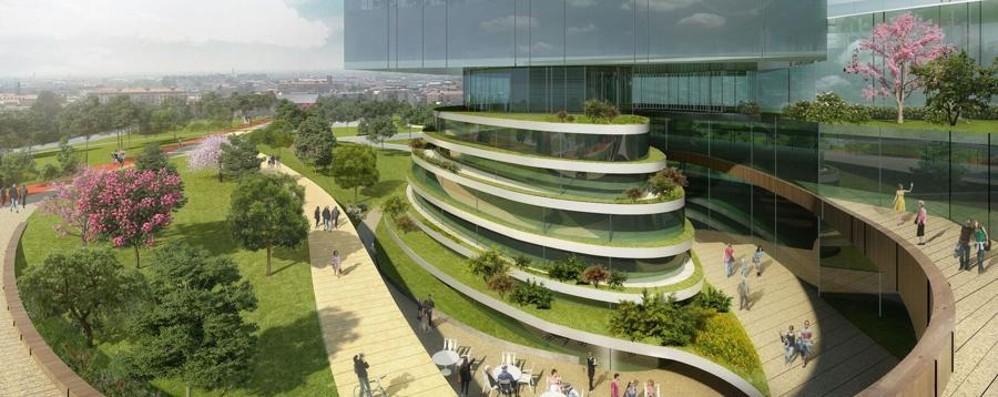 Bergamo, trasformazioni per 150 milioni Come cambierà la città? Prima/dopo