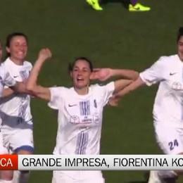 Calcio femminile, il Mozzanica batte la capolista Fiorentina (1-0)