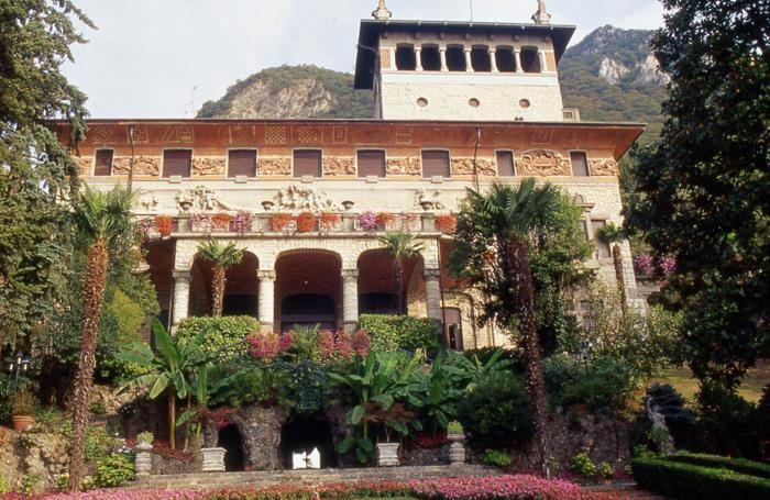 Villa Surre a Sarnico
