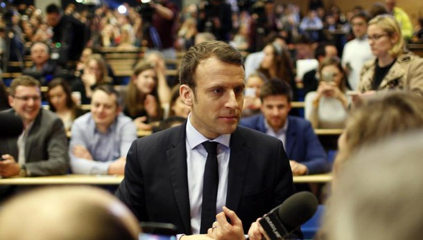 Indagine su viaggio Macron a Las Vegas