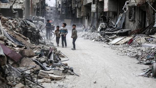 Siria: Francia apre corridoio umanitario