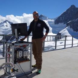 Federico e quella testa tra le nuvole È il miglior giovane scienziato d'Europa