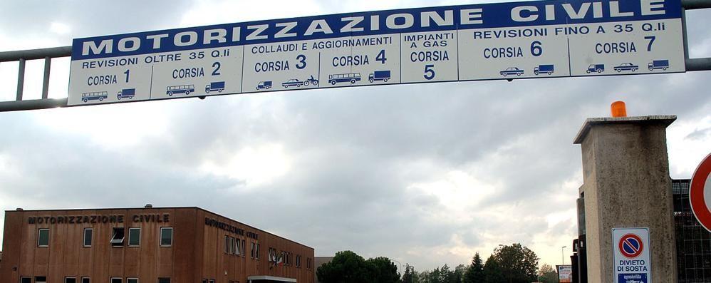 Motorizzazione Bergamo, tre indagati Mazzette per immatricolazioni «facili»