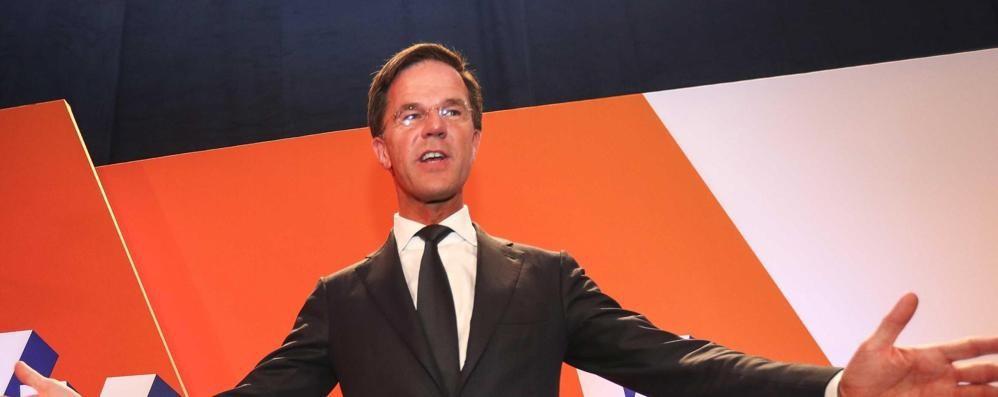 L'Olanda fa diga  alla marea populista