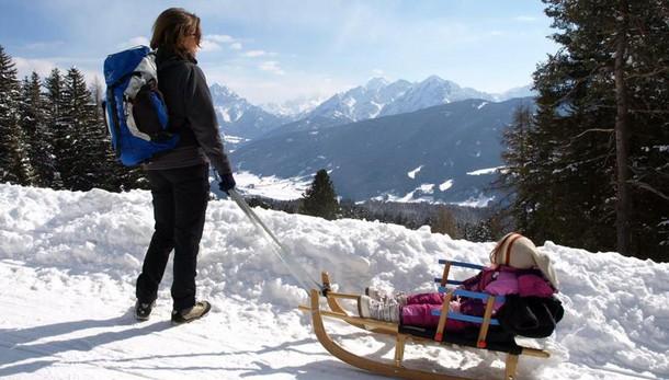 Federalberghi, 9,5mln in vacanza su neve