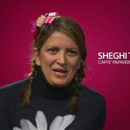 Il mio nome? Significa «papavero» Dall'Iran Sheghi sboccia in via Pignolo