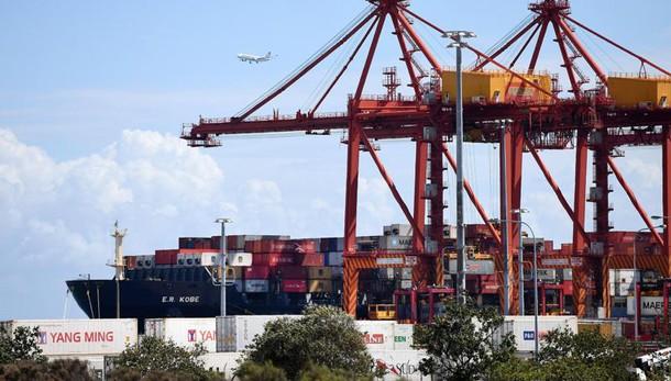 Istat, a gennaio export cresce 13,3%