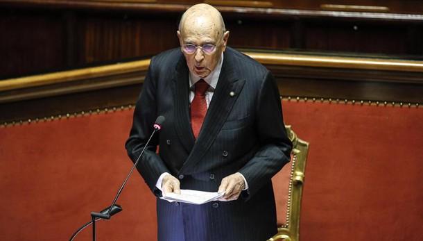 Napolitano, chiarire punti essenziali Ue