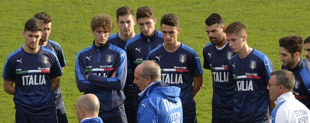 Nazionale, l'Under 21 è un'Atalanta 2.0 E tra i «grandi» si parla solo bergamasco