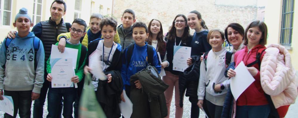 Bolgare, studenti al top in matematica Le medie qualificate alle finali nazionali