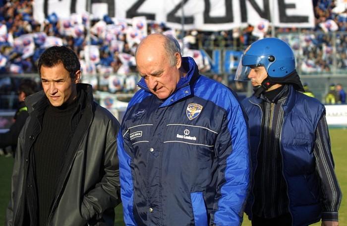 Mazzone a Bergamo