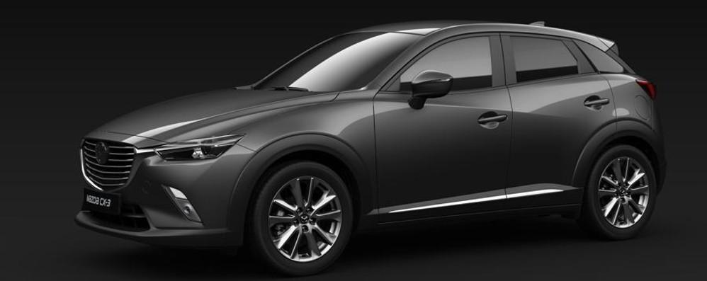 Mazda presenta a Ginevra la Luxury Edition di CX-3