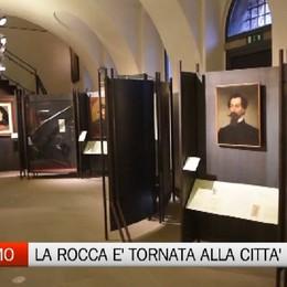 Bergamo, il Museo della Rocca è tornato alla città
