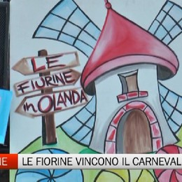 Clusone, le Fiorine vincono il Carnevale