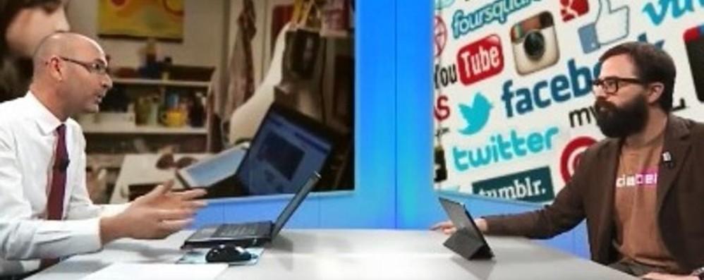 Internet e social, genitori e figli Guarda la puntata di «Incontri»