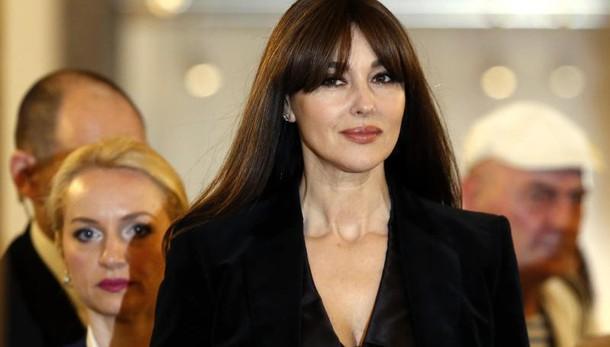 Monica Bellucci madrina festival Cannes