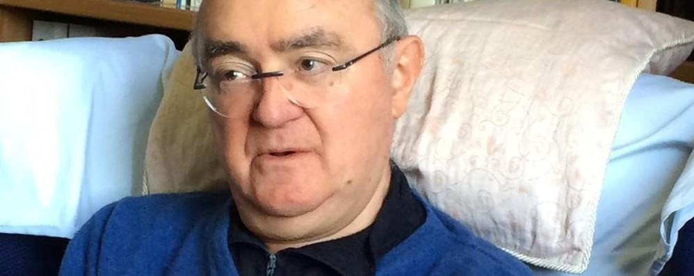 Don Pennati: i miei giorni con la Sla «Sono meno bravo, ma sono più amato»