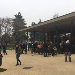 Malpensata, inaugurato il nuovo parco Porte aperte ai giovani con «Spazio Gate»