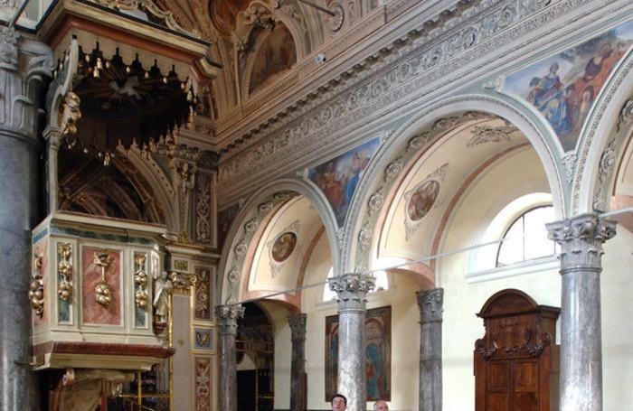 Santuario della Beata Vergine delle Grazie di Ardesio