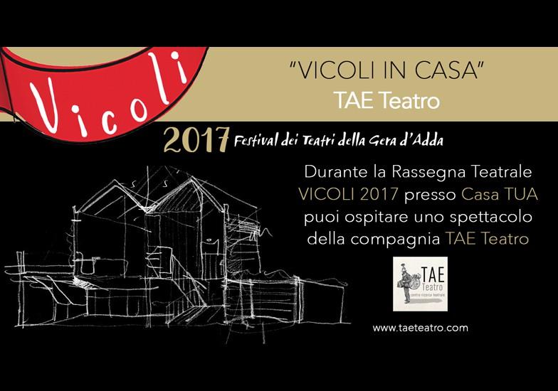 VICOLI.. IN CASA