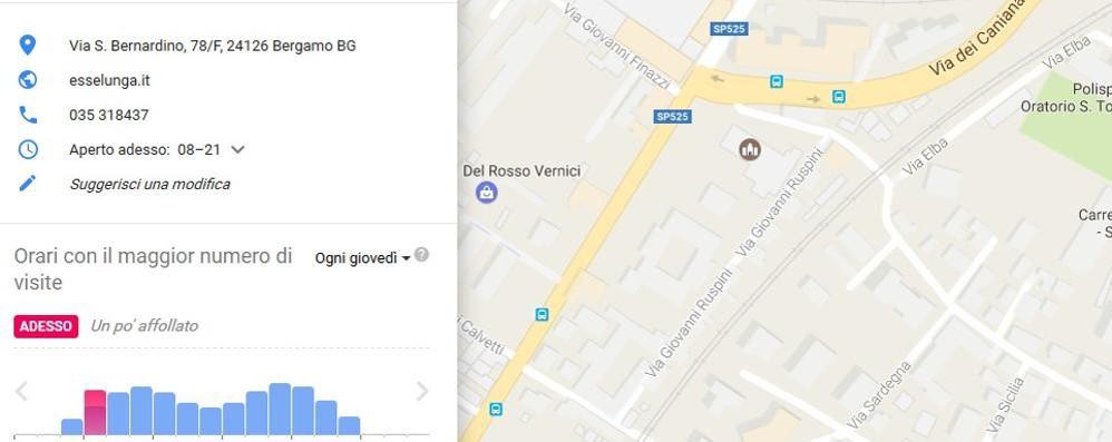 Qual il miglior momento per la spesa google dice se il supermercato pieno bergamo citt - Qual e il miglior riscaldamento per casa ...