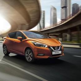 Rivoluzione Nissan Micra Ora è una berlina compatta