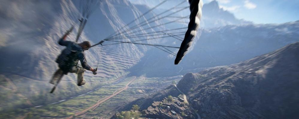 Ghost Recon Wildlands,  open world sulle Ande