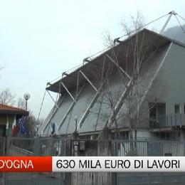 Villa d'Ogna, lavori in estate al palazzetto e alla scuola primaria