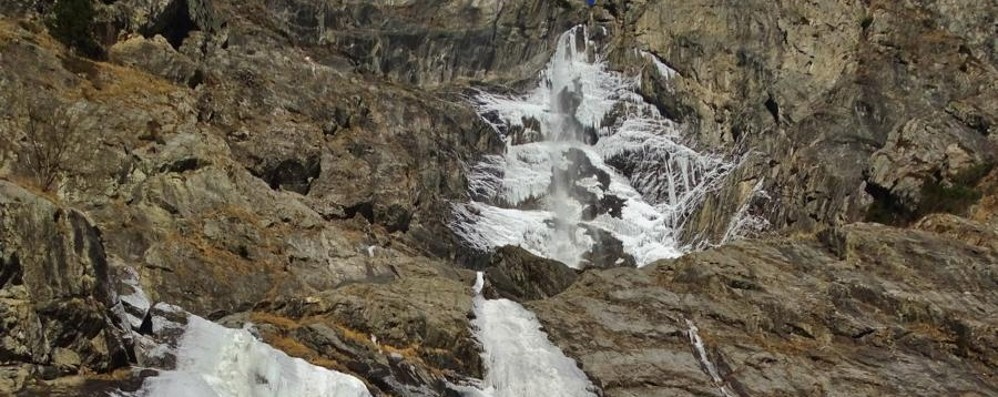 Le cascate del Serio viste dal drone Ecco le aperture dell'estate 2017