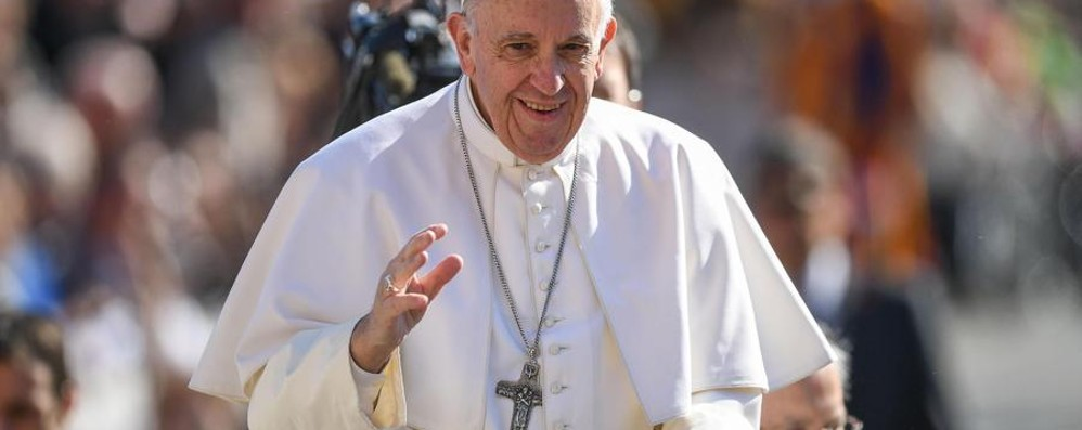 Sentirsi a casa nella casa del Papa
