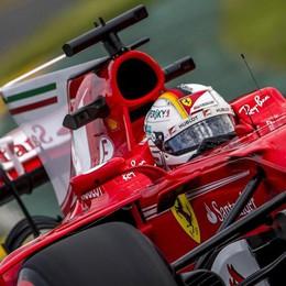 Grande trionfo Ferrari in Australia Vettel è primo, Mercedes sul podio