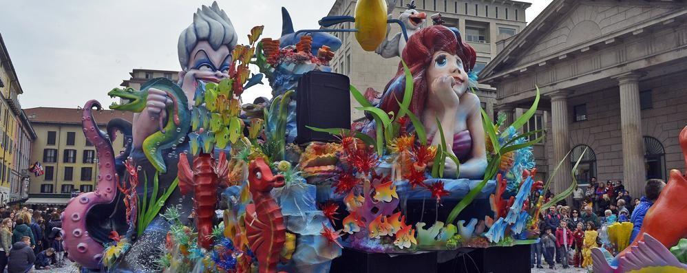 Vince «Ursula» da Casazza -Foto Sfilata di Mezza Quaresima: tutti i vincitori