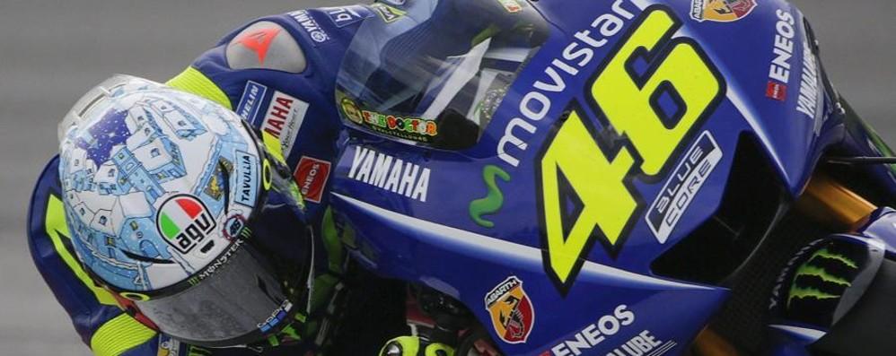 MotoGp: Vinales beffa la Ducati Dovizioso secondo e Rossi terzo