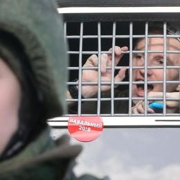 Navalni condannato a 15 giorni carcere
