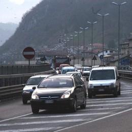 Possibili disagi in Valle Brembana Lavori sui ponti di Sedrina e nelle gallerie