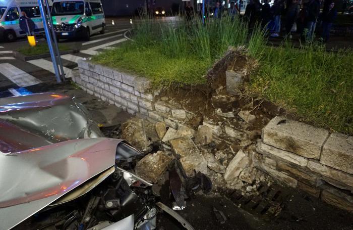 L'incidente in via Carnovali