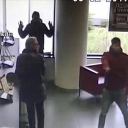 Arrestati pendolari della rapina - Video A febbraio il colpo in Borgo Palazzo