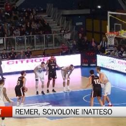 Basket, Remer Treviglio - Viola Reggio Calabria 76-84