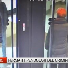 Bergamo, finito il viaggio dei 'pendolari del crimine'