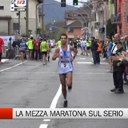 Cene, a Ouhda la Mezza Maratona sul Serio 2017