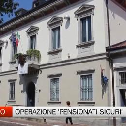 A Treviolo 'pensione in sicurezza'