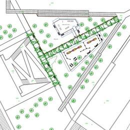 Novità per i parchi di Bergamo «Verde terapeutico» al Triangolo