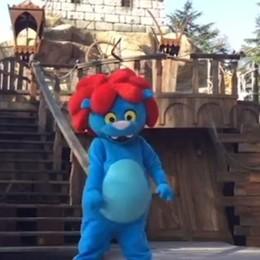 Leolandia, la mascotte balla Gabbani Sapevate che l'inno del parco è suo?