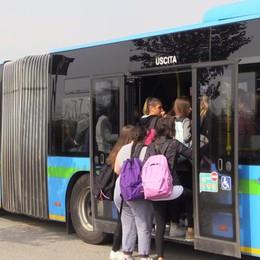 Tagli ai trasporti, autobus fermi Dalle Valli al Sebino fino in Pianura