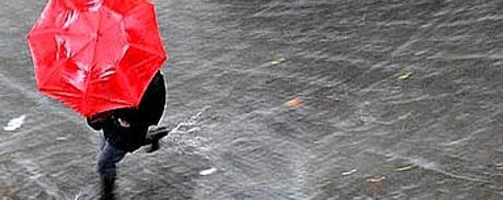 Weekend di pioggia (neve) e vento ma da lunedì torna il sole -Video