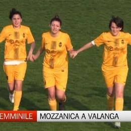 Calcio femminile, Mozzanica-Luserna 6-2