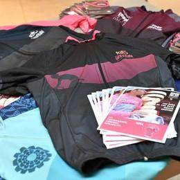 Giro d'Italia, quattro maglie speciali firmate Santini, c'è anche la «nera»